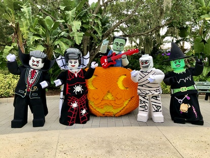 Legoland's Brick or Treat event is going on in Florida, California, and New York.