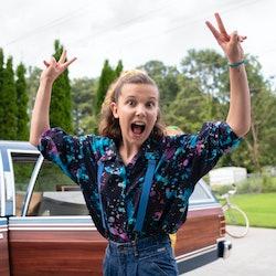 Millie Bobby Brown in 'Stranger Things'