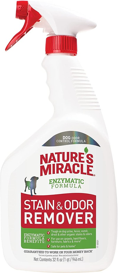 Nature's Miracle Stain & Odor Remover Trigger Spray