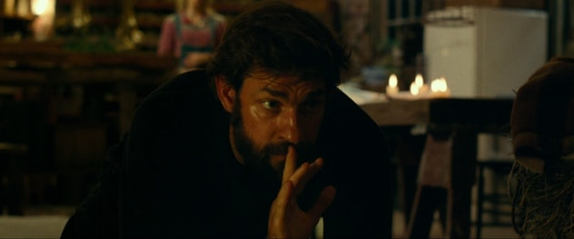 A Quiet Place features dialogue in American Sign Language