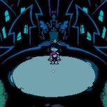 A screenshot from Deltarune Chapter 1