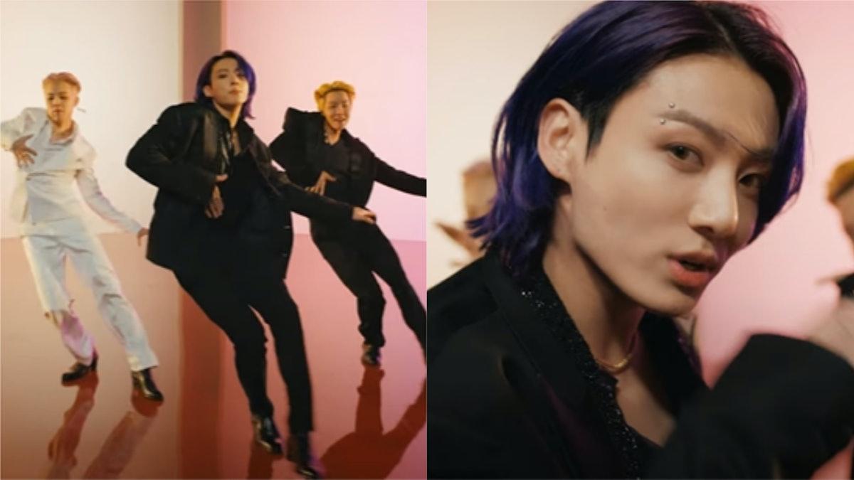 """BTS """"Butter"""" Musical clip"""