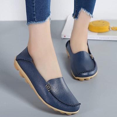 VenusCelia Natural Comfort Walking Loafer