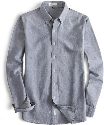 MUSE FATH Oxford Dress Shirt