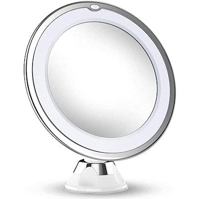 Vimdif Magnifying Makeup Vanity Mirror with Lights