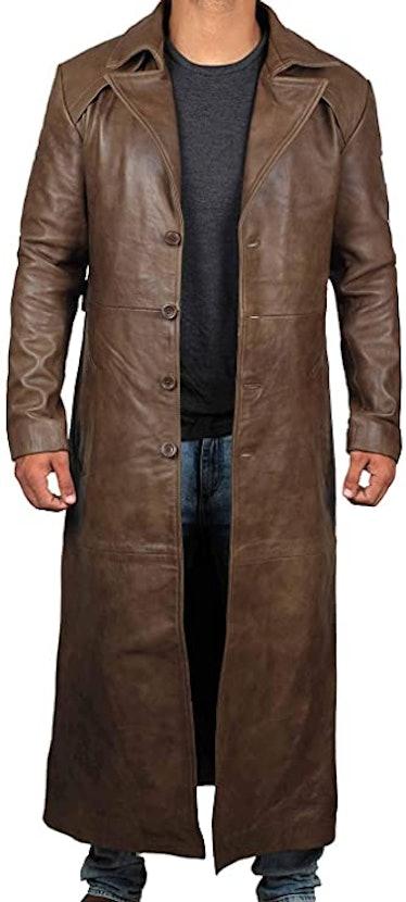 Benny Watts Halloween Costume Coat