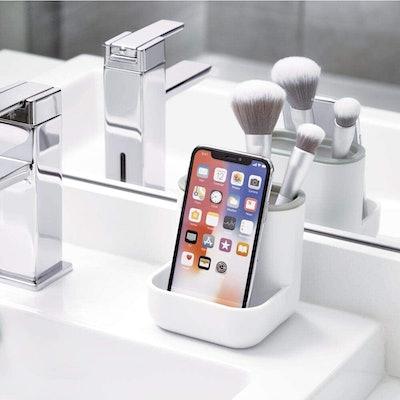 iDesign Makeup Brush and Phone Holder