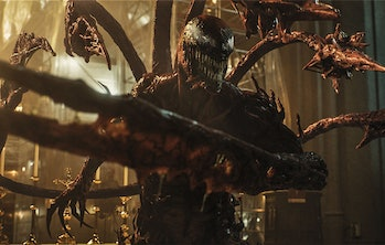 Carnage as seen in Venom: Let There Be Carnage