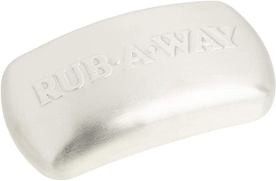 AMCO Rub-a-Way Bar Stainless Steel Odor Absorber