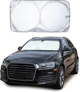 EcoNour Car Windshield Sun Shade