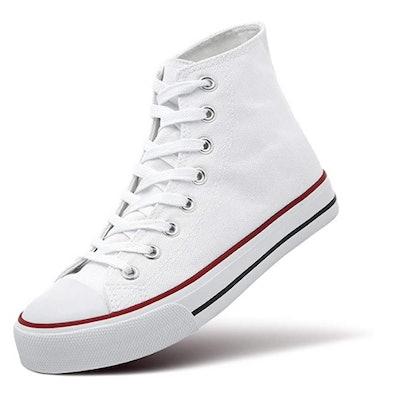 ZGR High Top Canvas Sneakers