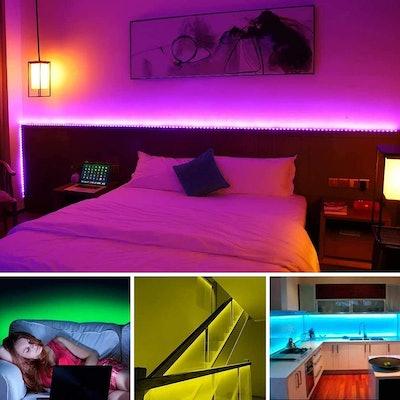 Minger LED Color Changing Lights