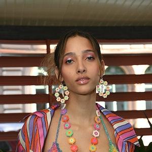 Anna Sui Model