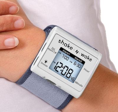 TechTools Vibrating Alarm Clock