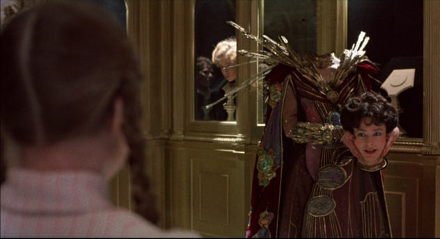 Return to Oz is a sequel to The Wizard of Oz featuring additional characters from the book series.