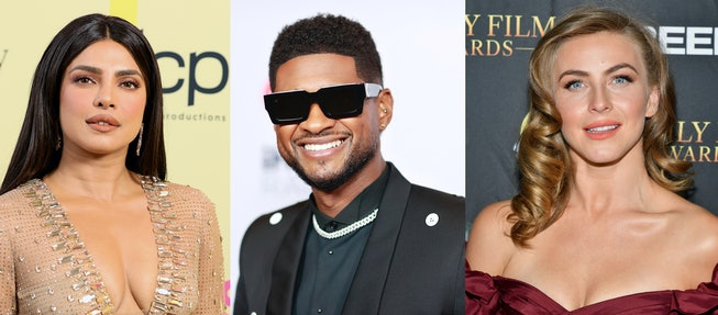 Hosts Priyanka Chopra, Usher and Julianne Hough have weighed in on 'The Activist' controversy