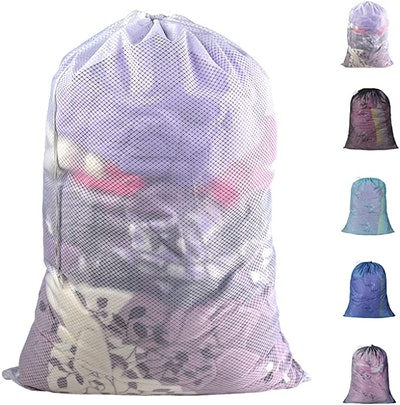 Polecasa Diamond Mesh Laundry Bag