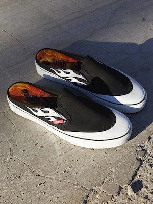 A$AP Rocky Vans Slip-On Mule
