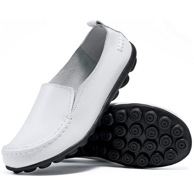 FUDYNMALC Slip On Loafers