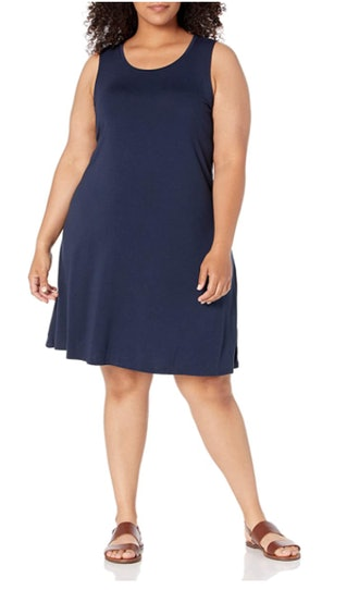 Amazon Essentials Plus Size Tank Swing Dress