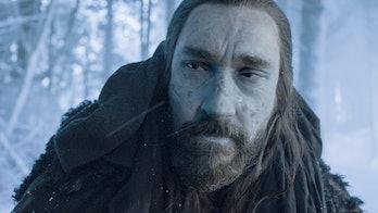 Joseph Mawle as Benjen Stark/Coldhands in Game of Thrones Season 6