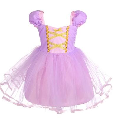Sleeping beauty costume for babies