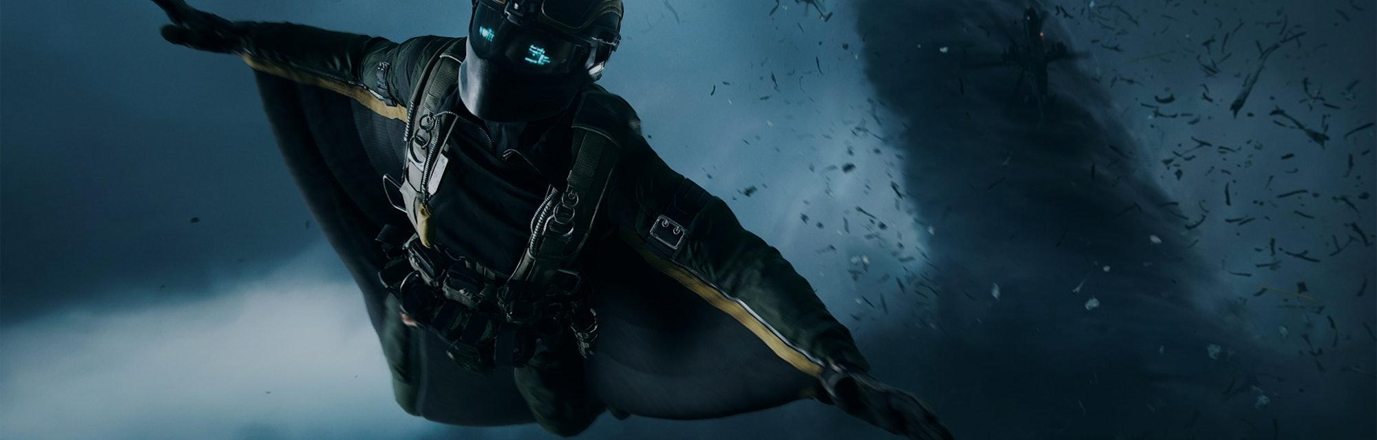 A screenshot of Battlefield 2042