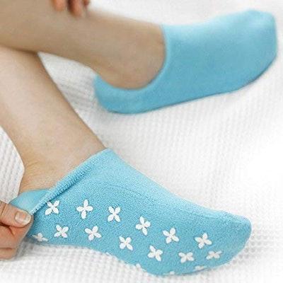 BelleSha Spa Moisturizing Gel Socks