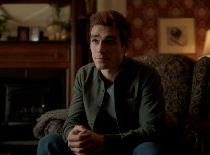 KJ Apa as Archie Andrews in The CW's 'Riverdale'