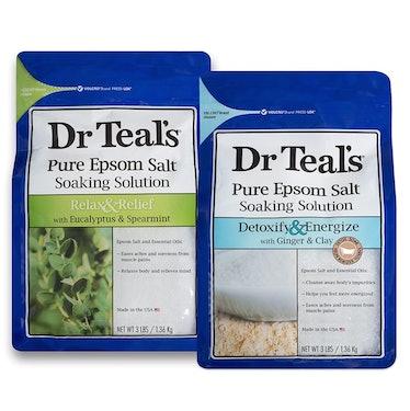 Dr Teal's Epsom Salt Soaking Solution