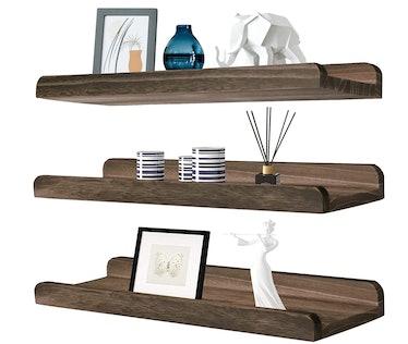 Laerjin 17-Inch Floating Shelves