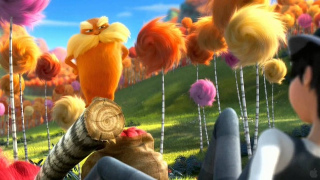 a still from The Lorax