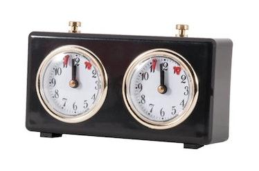 Benny Watts Halloween Chess Clock Prop