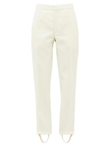 Release 05 Stirrup Merino-Wool Trousers