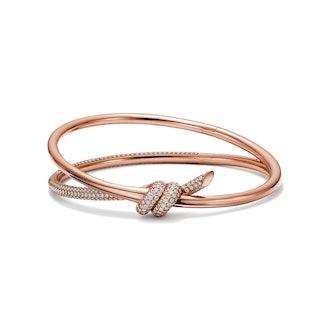 Tiffany Knot Bracelet