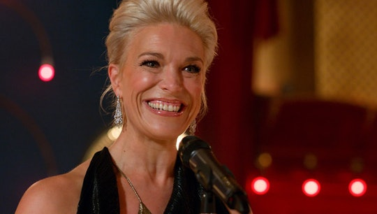 Hannah Waddingham is mom to one daughter.