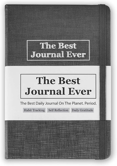 The Best Journal Ever by Incredible Journals