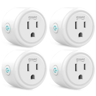 TanTan Mini Smart Plug (4-Pack)