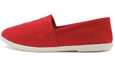 Soda Canvas Loafers