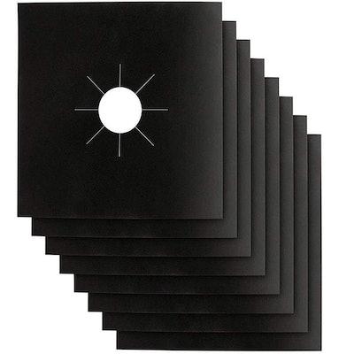 YRYM HT Stove Burner Covers (8 Pack)