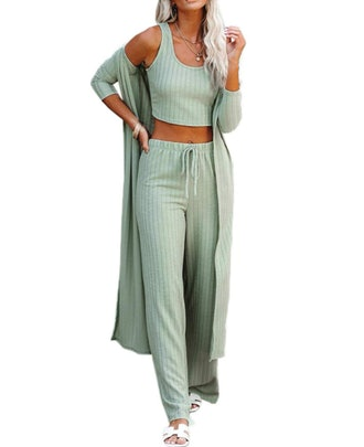 Fessceruna 3-Piece Loungewear Set