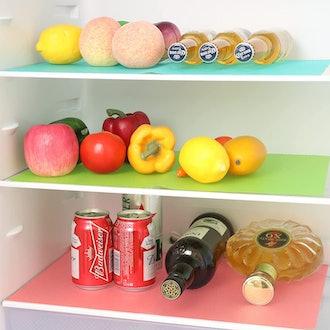 BAKHUK Refrigerator Mat Liners (9 Pack)