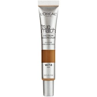 L'Oreal Paris True Match Eye Cream in a Concealer