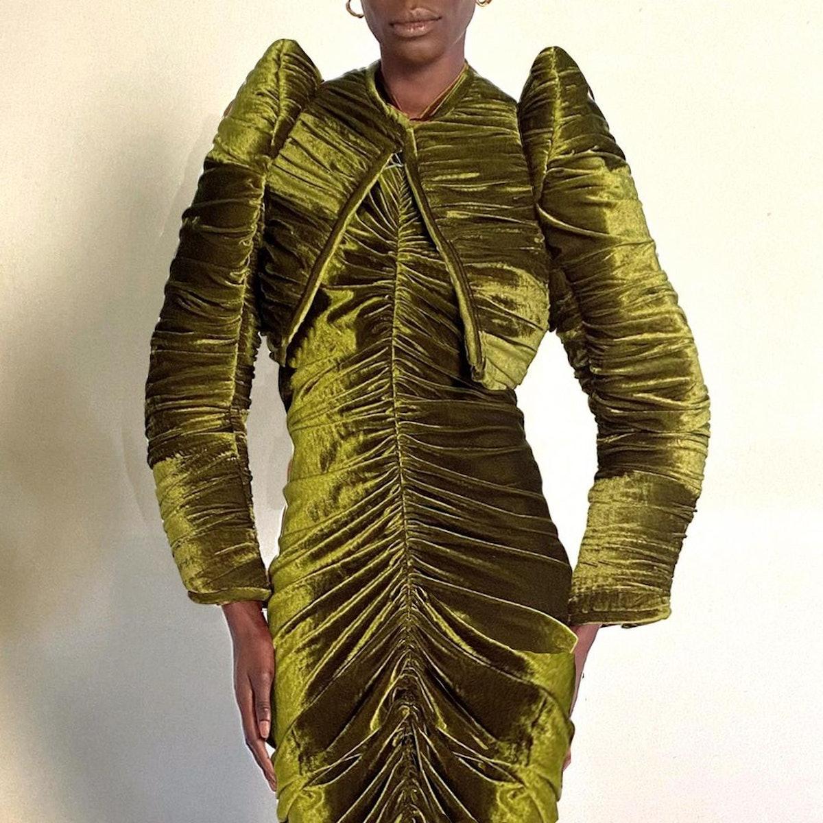 richard malone dress