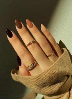 The latest nail trends for 2021 are subtle and minimalist.