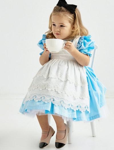 Alice in Wonderland Baby Girl Halloween Costume