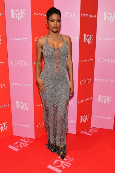 Teyana Taylor attends Love Ball III at Gotham Hall on June 25, 2019 in New York City.