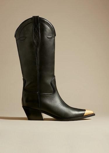 The Fontana Knee-High Boot