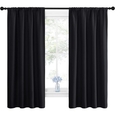 NICETOWN Blackout Curtain Blinds