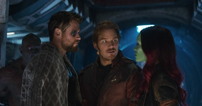 Fans are worried about a character dying in 'Guardians of the Galaxy' Vol. 3. Photo via Guardians of...